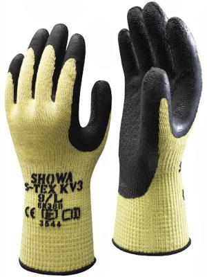 Kết quả hình ảnh cho Găng tay chống cắt Showa STEX KV3